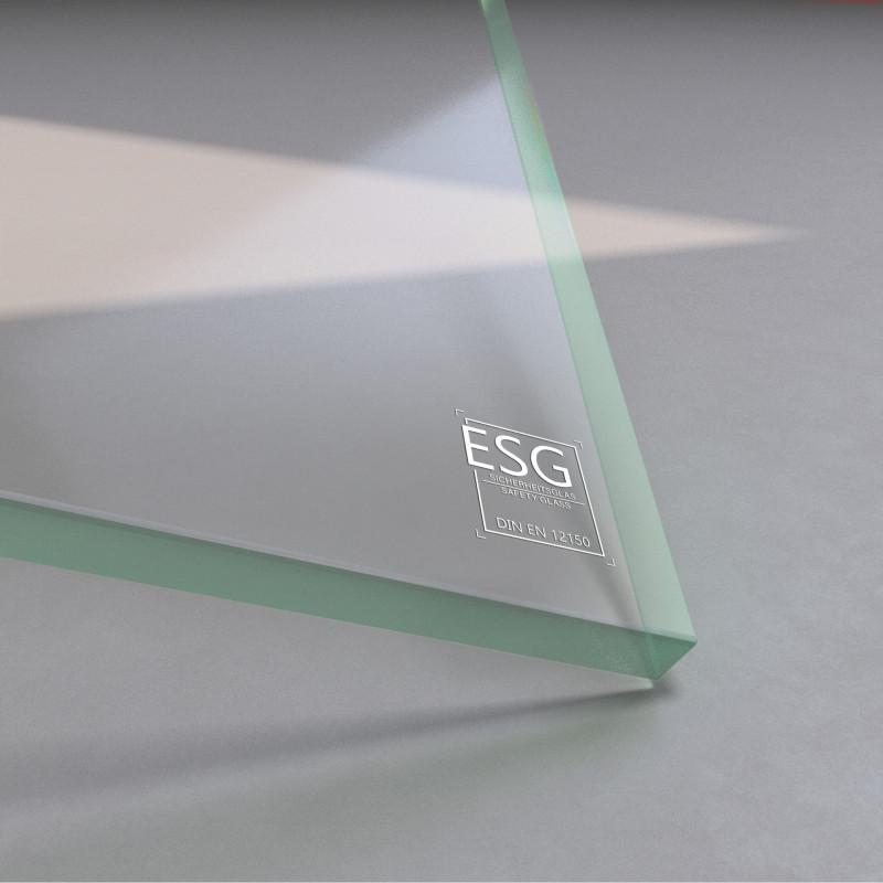 12 mm ESG Glas