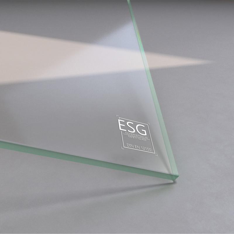 4 mm ESG Glas