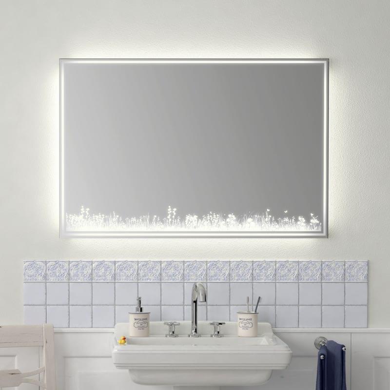 Bad Designspiegel Wiese
