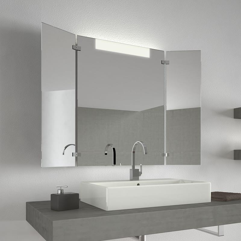 Badezimmerspiegel Clara