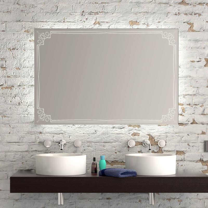 Badspiegel LED Radane