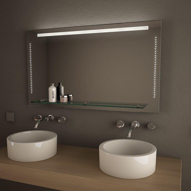 Badspiegel LED und Neon Exclusiva