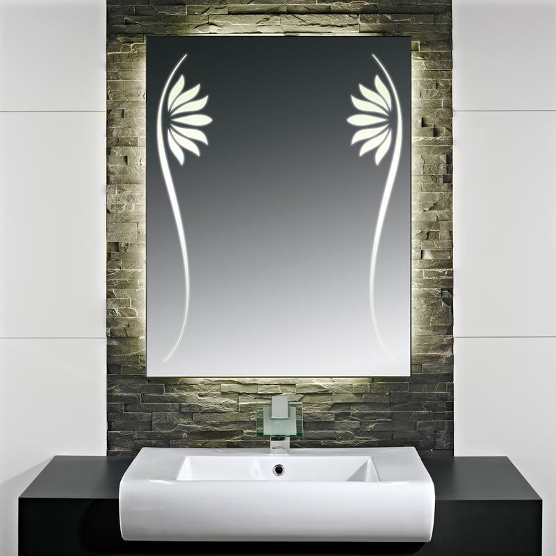 Badspiegel Torolea