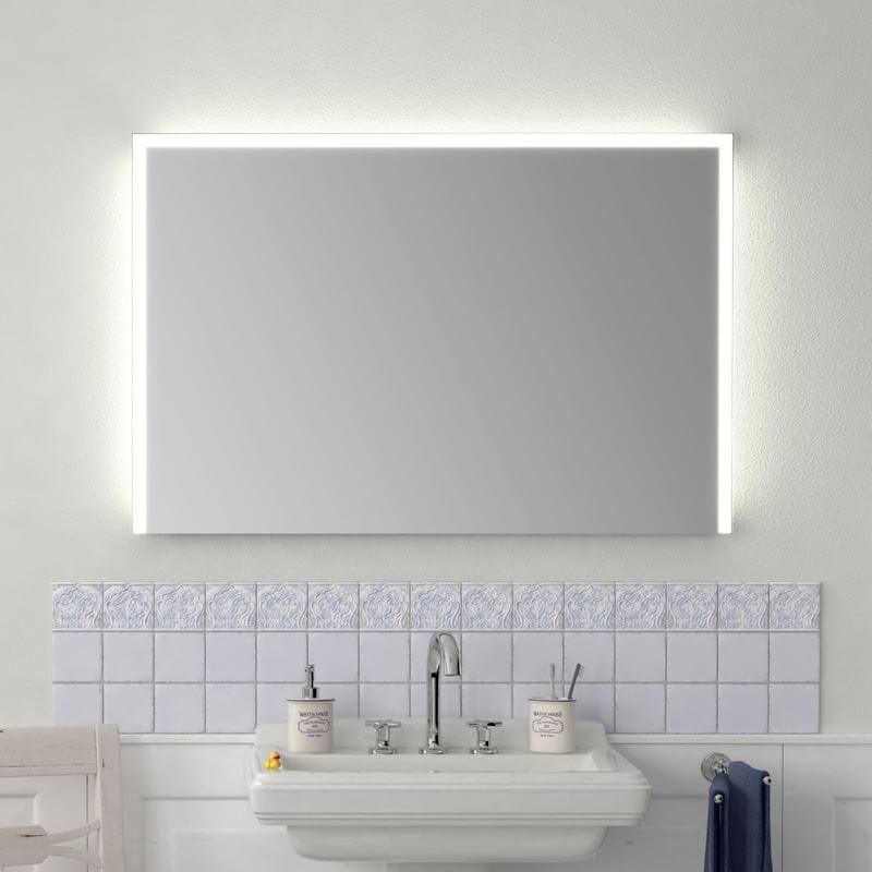 Badspiegel beleuchtet Korfu