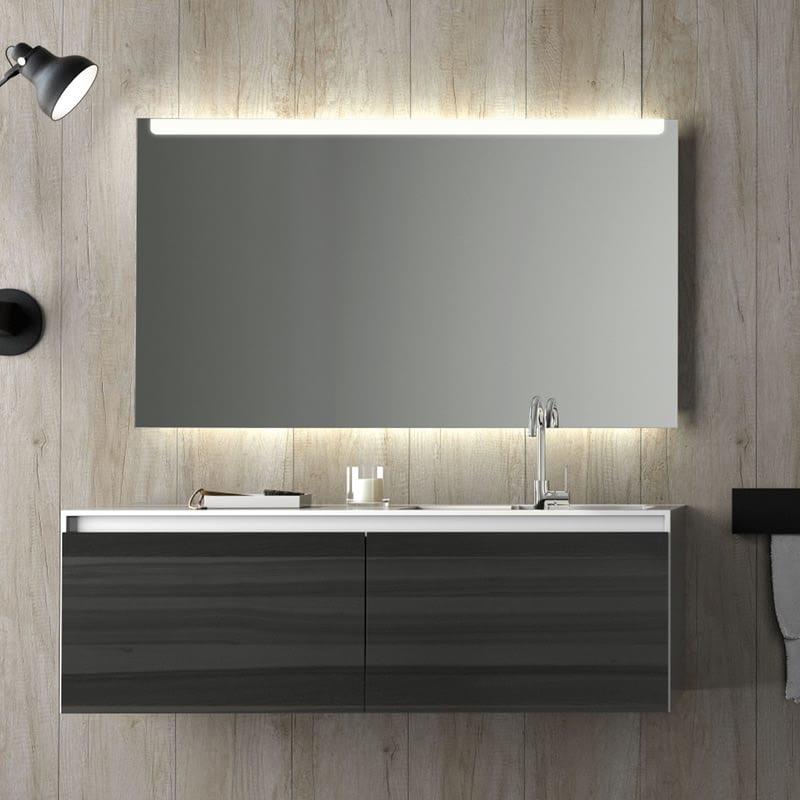 Badspiegel beleuchtet mit LED Puro