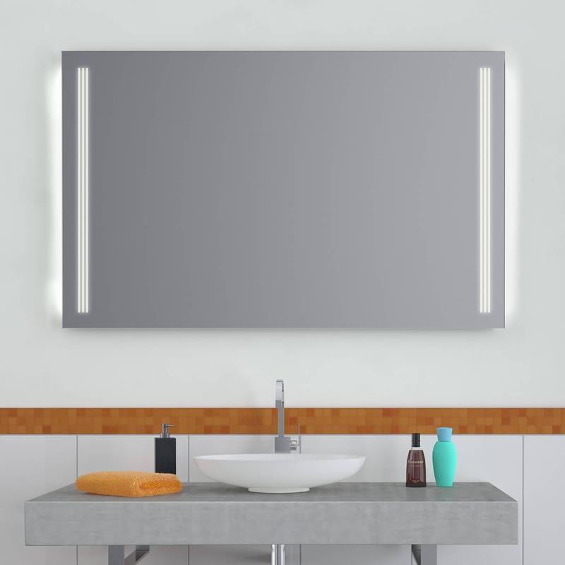 Badspiegel mit LED Coco