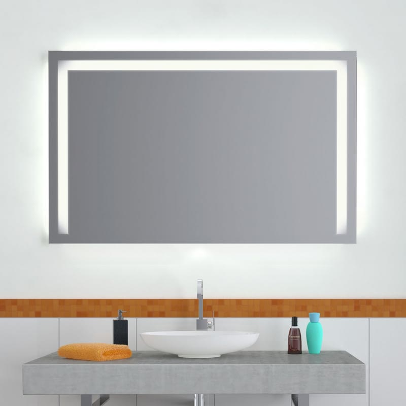 Beleuchteter Badspiegel Mefiled