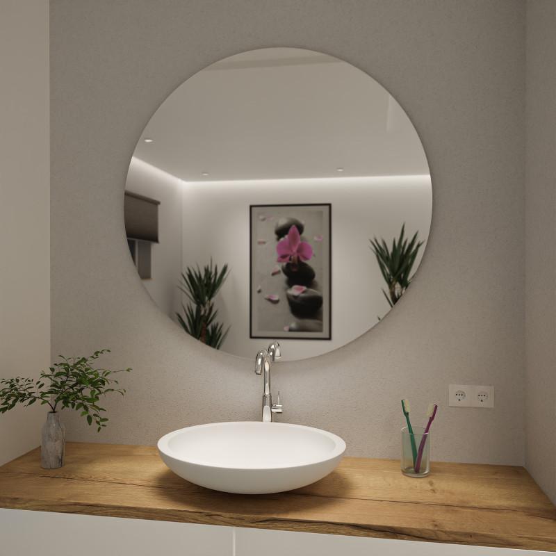 Runder Spiegel nach Maß Vita