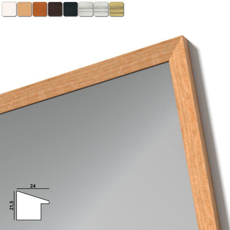 Spiegel mit Holzrahmen nach Maß - Moldau
