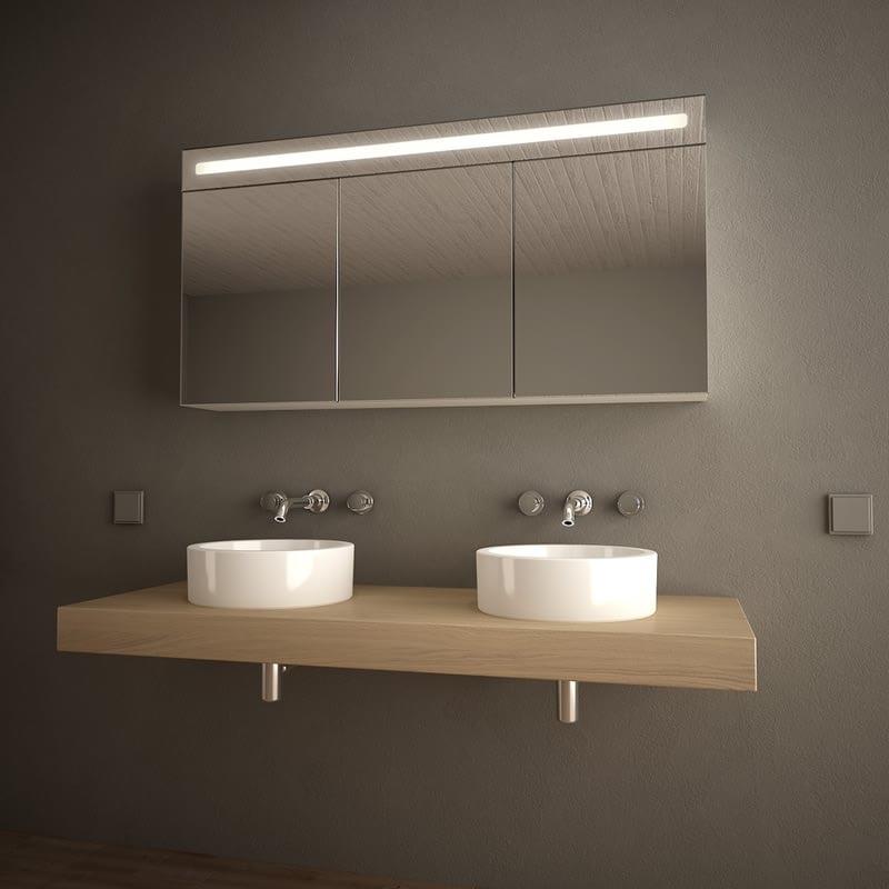 Spiegelschrank mit Beleuchtung Rondes