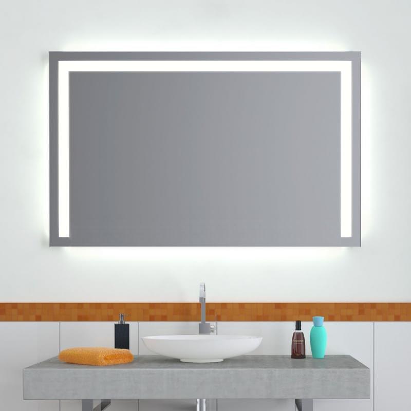 Wandspiegel LED Hiru