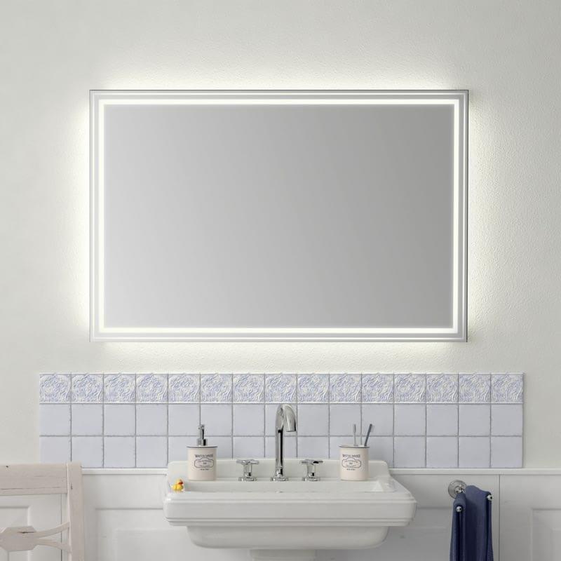 Wandspiegel LED Passaro