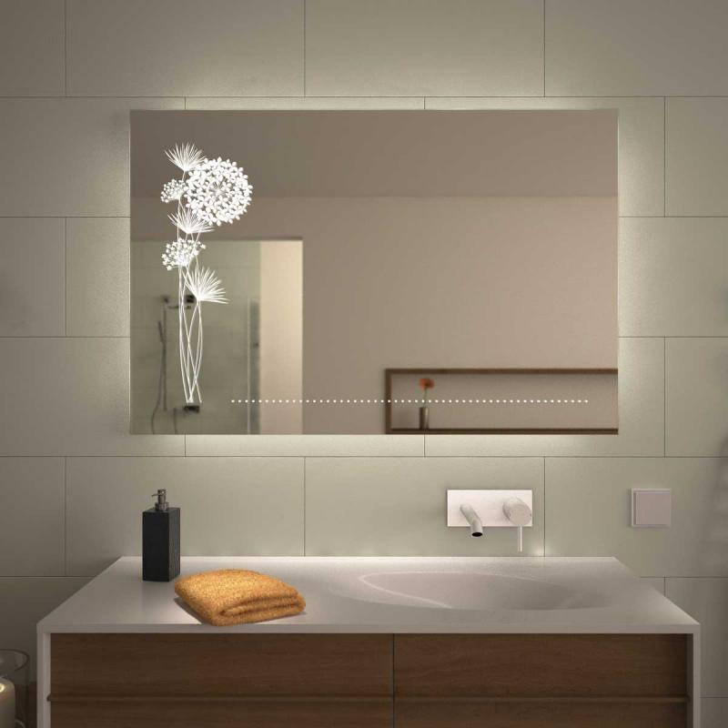 Wandspiegel LED Rerik