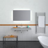 Wandspiegel LED Minimalis