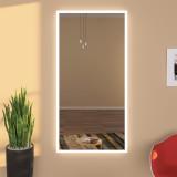 LED Wandspiegel Wohnzimmer ALEA