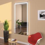Wandspiegel beleuchtet Wohnzimmer LINA