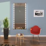Wandspiegel mit Licht Schlafzimmer NELE