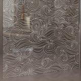 Walk In Dusche Muster Wellen