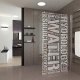 Walk In Dusche mit Text Warendorf
