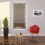 Exklusiver LED Wandspiegel Schlafzimmer EMMA