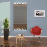 Wandspiegel modern beleuchtet LISA