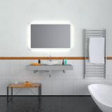 Badspiegel beleuchtet Velen