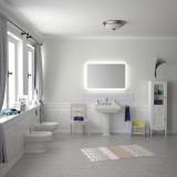 Badezimmerspiegel mit Beleuchtung Naro