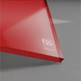 ESG Glas lackiert 12 mm RAL-/NCS-Farbe nach Wahl